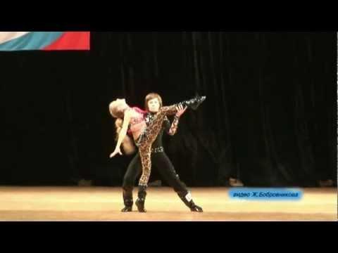 Anastasia Buina & Artemy Surov - St. Petersburg Cup 2011