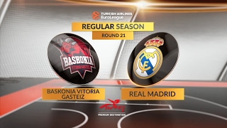 Баскония : Реал Мадрид