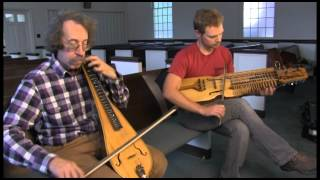 """Slangpolska efter Byss Calle"" played on Bowed Dulcimer and Nyckelharpa"