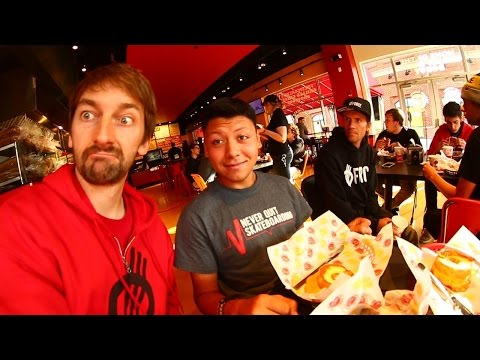TOM AND CHEE CHALLENGE