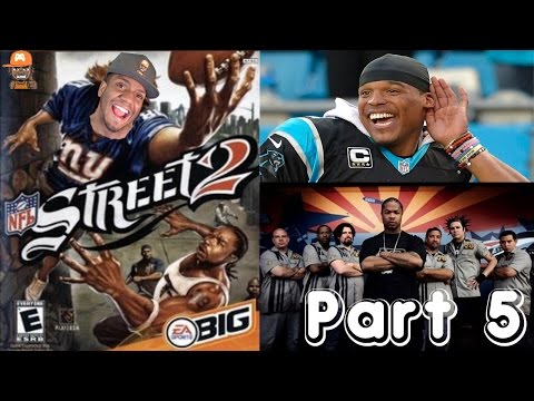 NFL Street 2 Own the City Part 5 - Test my Skills