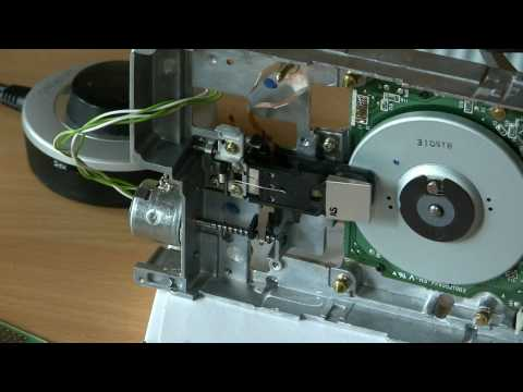 Hacked stepper motor without driver for How to run stepper motor without driver