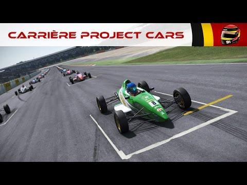 Project CARS - Carrière #3: Eviva España! [HD.FR]