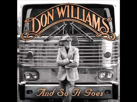 Don Williams - I Just Come Here For The Music