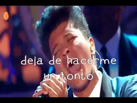 Valerie - Bruno Mars (Español) - Amy Winehouse Tribute VMA2011