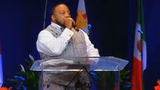 Bishop Marvin Sapp Preaches at the 2015 PAW Convention