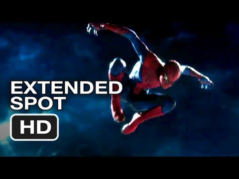 The Amazing Spider-Man Extended TV Spot