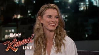 Betty Gilpin Was Cured By a Witch