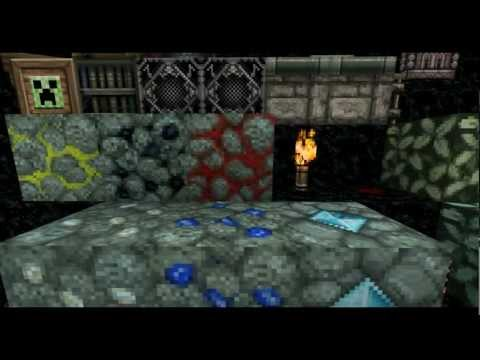 JohnSmith Texture Pack Review [German/Full-HD/Downloadlink] (32x32) Minecraft 1.