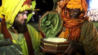 Behind The Scenes World Record Nativity Audio