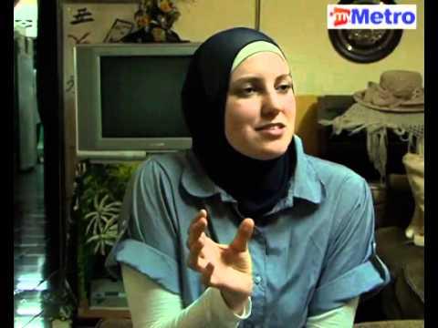 Hidayah puasa gadis German peluk Islam