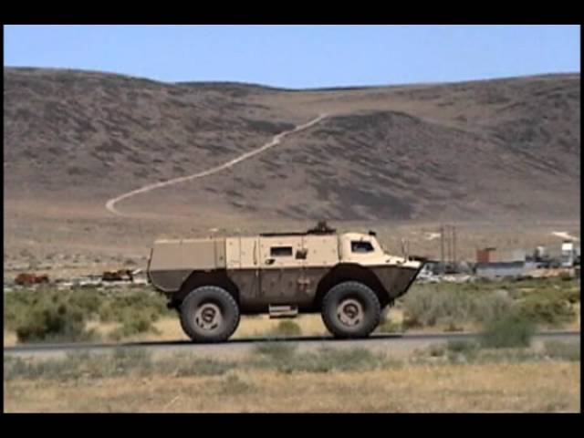 Textron TAPV - Demo on RMS Course