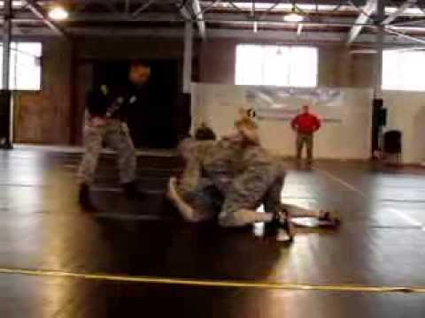 Modern Army Combatives Program - Ohio National Guard - 3/1/14