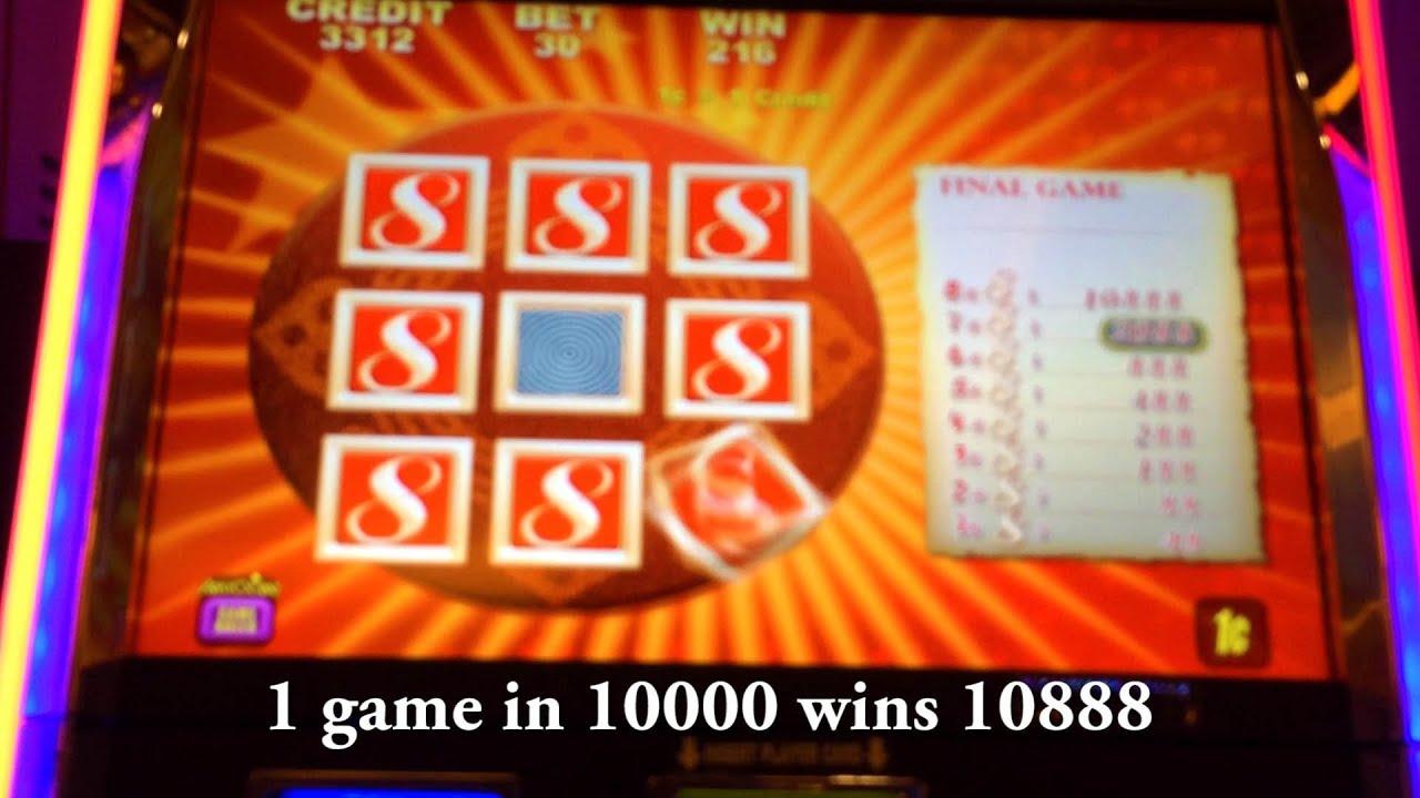 lucky 88 slot machine wins triple