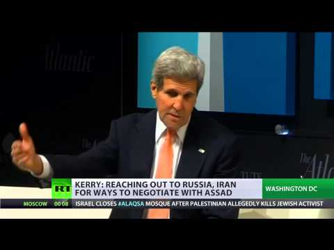 Twiplomacy: Kerry trips over tongue on Syria solution