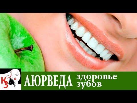 АЮРВЕДА. 15 Рекомендаций для здоровья зубов и десен