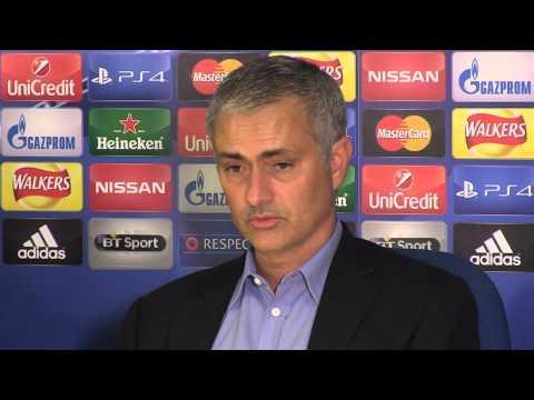 Chelsea: Jose Mourinho denies Steven Gerrard claims of rift with John Terry