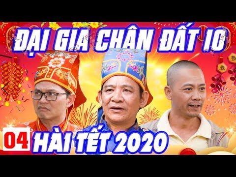 Hài Tết 2020 | Đại Gia Chân Đất 10 - Tập 4 | Phim Hài Quang Tèo, Trung Hiếu, Bình Trọng Mới Nhất