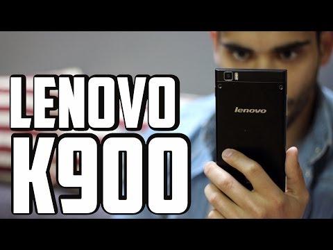 Lenovo K900, Review en español