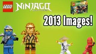 LEGO NinjaGo 2013 Set Images