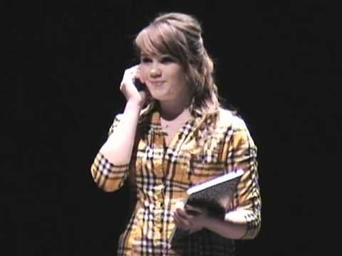 Christina Moody Written in the Stars Monologue for Miss Douglas County ...