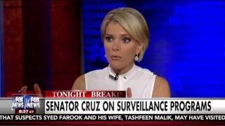 Ted Cruz on the Kelly File - December 10, 2015
