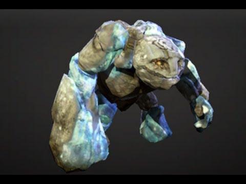 Tiny Elemental Ice Infusion Skin