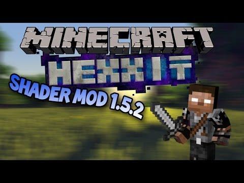 Minecraft Hexxit Shader Mod Installieren [German] [HD] 1.5.2