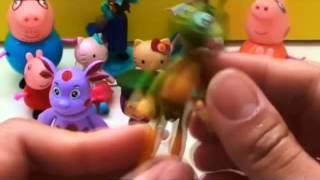 Лунтик игрушки видео
