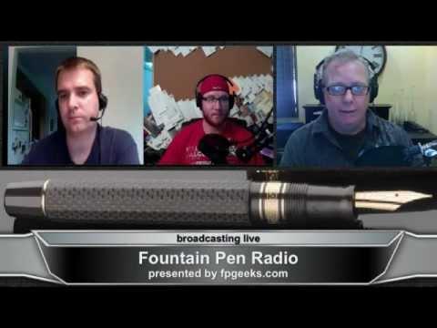 Fountain Pen Radio Episode 0021
