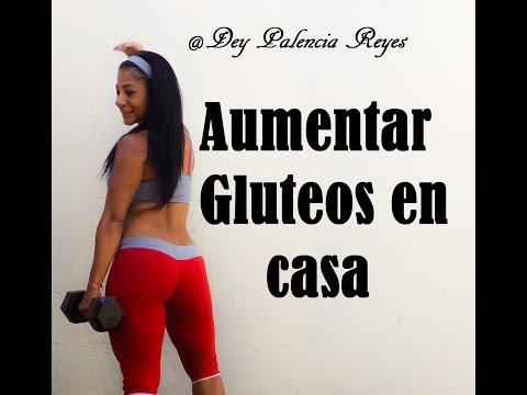VIDEO: EJERCICIOS PARA AUMENTAR GLÚTEOS - GLÚTEOS PERFECTOS EN 6 MINUTOS - (RUTINA 311) - DEY PALENCIA