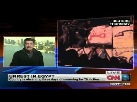 Egyptian Youth Bulge