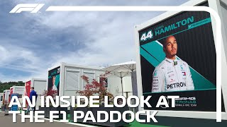 2020 Austrian Grand Prix: An Inside Look At The F1 Paddock