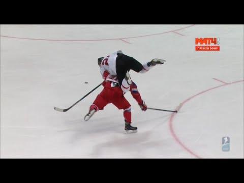 Хоккей. Супер гол Кузнецова Россия - Швейцария 2016