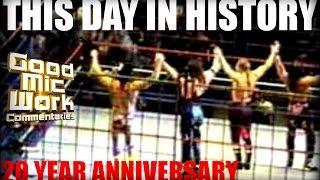 "WWE The Kliq ""Curtain Call"" 20th Anniversary ~ TDIH #6"