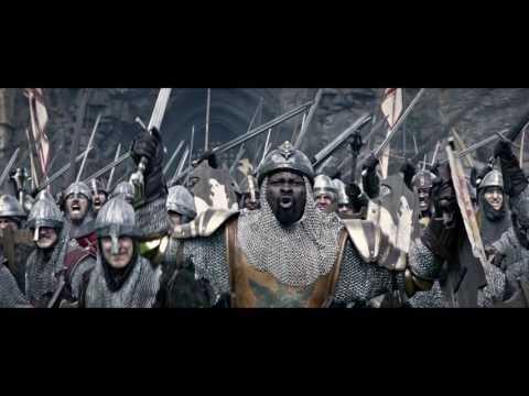 Рыцари Круглого стола: Король Артур. Трейлер 2016