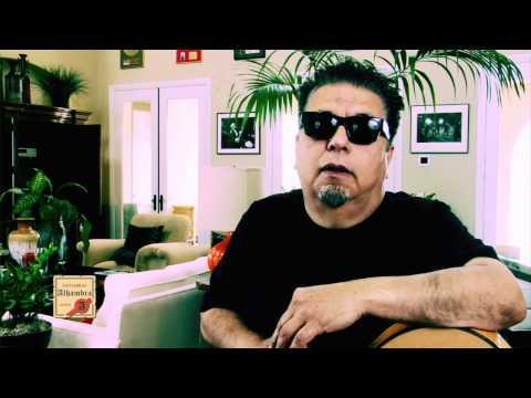 Cesar Rosas of Los Lobos&Alhambra Guitars