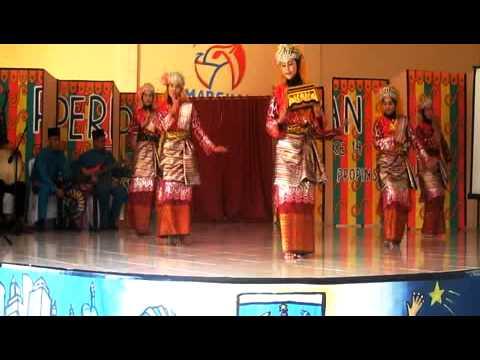 Tari Persembahan (melayu) - Perpisahan Generasi Pelajar 14 Sma Negeri Plus Provinsi Riau video