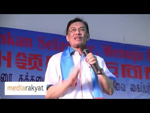 PKR Rawang Fundrasing Dinner, Rawang Selangor 06/07/2012.