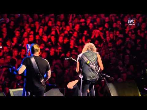 Metallica - Sad But True (Live @ Gothenburg Sweden, 2011)