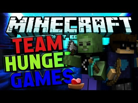 MCPE TEAM SURVIVAL / HUNGER GAMES SERVER - Minecraft PE (Pocket Edition)