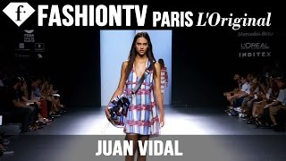 Juan Vidal Spring/Summer 2015 | Mercedes-Benz Fashion Week Madrid | FashionTV