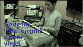 Sedetik the virgin cover (vinis)