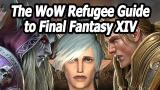 The WoW Refugee Guide to Final Fantasy XIV