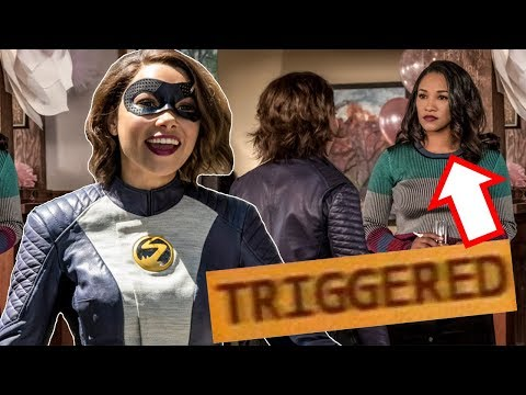 Nora Allen HATES Iris West! Why is that? - The Flash Season 5 thumbnail