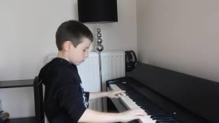 Antoine LORILLARD Bach invention numero 8