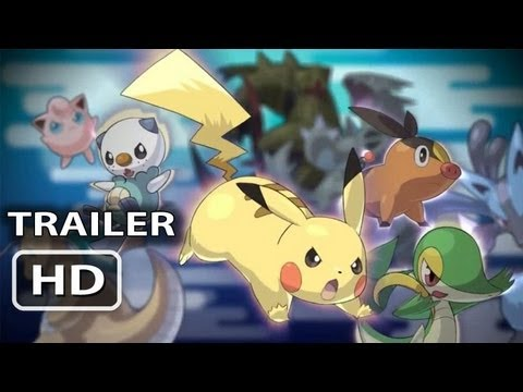 Pokmon Conquest Trailer