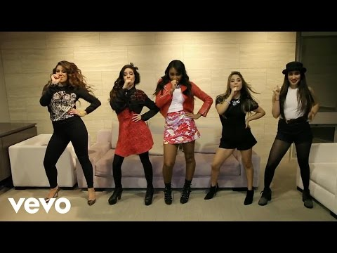 Dancing With Fifth Harmony (VEVO LIFT): Brought To You By...
