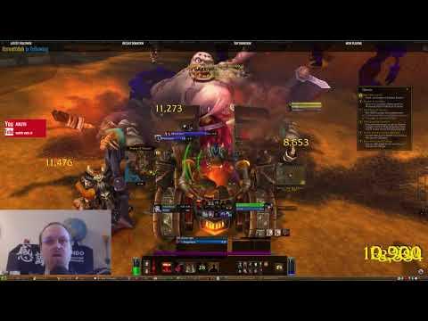 Lore of Nerds - World of warcraft leveling a shaman US (day14)