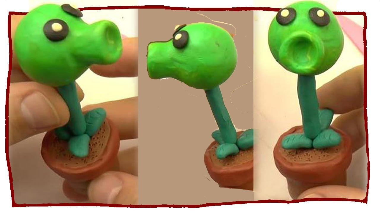 Как картинку сделать из пластилина